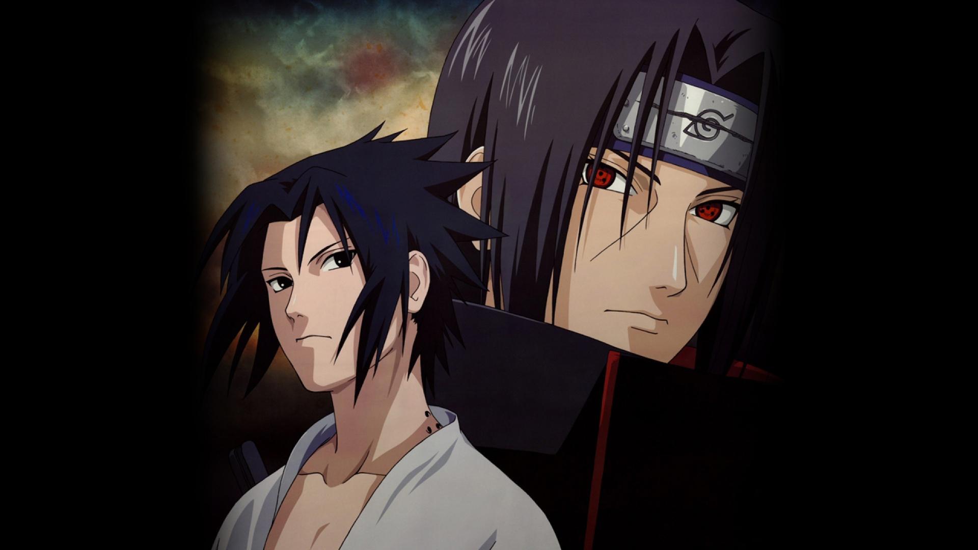 Uchiha Itachi Chiha Sasuke Guys