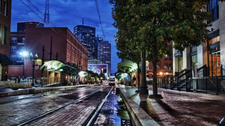 Download Wallpaper 1920x1080 san antonio texas night city lights HD Wide Wallpaper for Widescreen