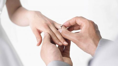 wedding, rings, hands