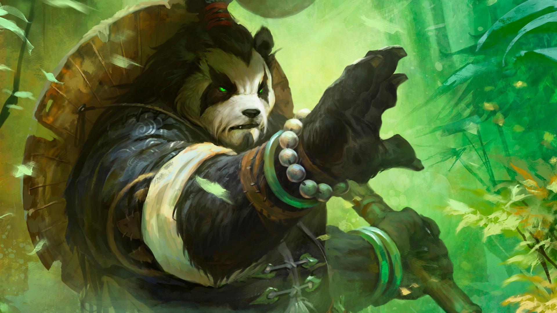 World Of Warcraft Mists Pandaria Art