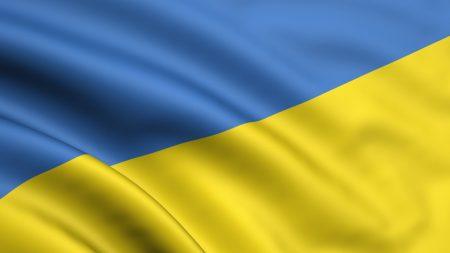 yellow, blue, flag