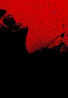 30 days of night, red, black