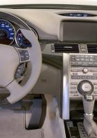 acura rl, interior, steering wheel
