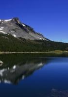 alpes, mountains, lake