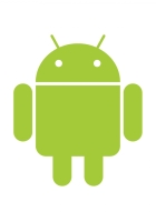 android, brand, logo