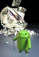 android, robot, abstraction