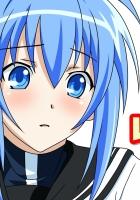 anime, kampfer, girl