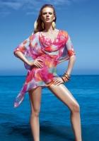 anne vyalitsyna, model, beach
