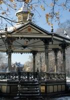 arbor, architecture, park