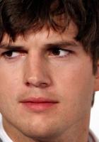 ashton kutcher, eyes, brunette