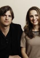 ashton kutcher, natalie portman, actors