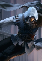 assassins creed, desmond miles, house