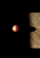 ball, flooring, basketball
