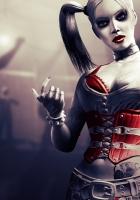 batman arkham city, girl, tattoo