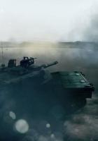 battlefield 3, tanks, mountain