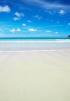 beach, sand, island