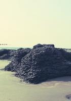 beach, sand, reeves