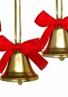 bells, yarn, ribbons