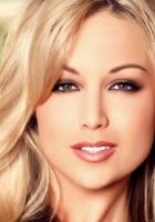 blonde, eyes, face