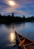 boat, oar, coast