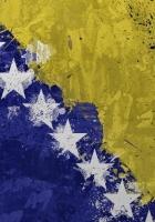 bosnia and herzegovina, flag, color