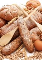 bread, batch, rolls