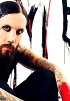 brian welch, beard, tattoo