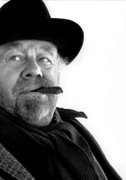 burl ives, hat, cigar
