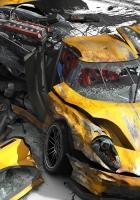 burnout, accident, crash