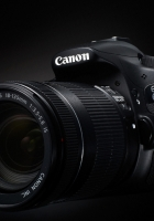 camera, 60d, black background