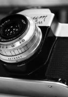 camera, vintage, design