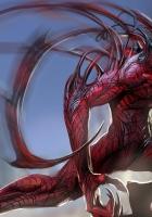 carnage, spider man, language