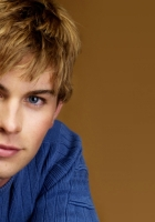 chace crawford, blond, face