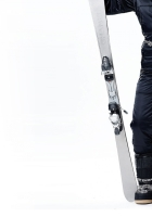 chanel, girl, skiing