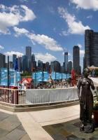 chicago, city, fun