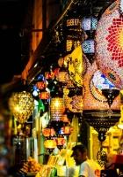 china, lanterns, colorful