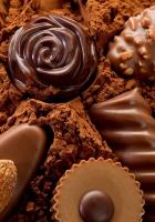chocolate, sweets, allsorts