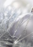 christmas decorations, ball, glitter