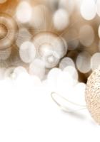 christmas decorations, balloon, glare