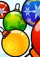christmas decorations, balloons, diversity