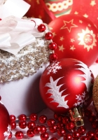 christmas decorations, gifts, decorations
