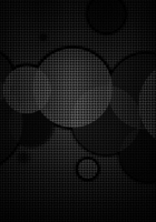 circles, background, grid