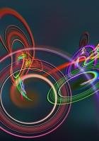 circles, colors, light