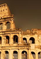 city, colosseum, ancient rome