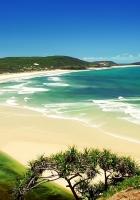 coast, beach, tropics