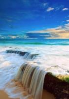 coast, sea, day
