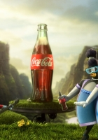 coca-cola, images, drink