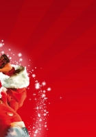 coca-cola, new year, santa claus
