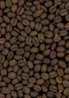 coffee beans, texture, background