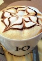 coffee, skin, pautinka